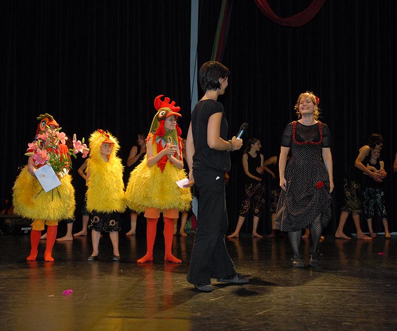 Zirkuswerkstatt & Circus Luftikus/JUVIVO.15, Produktion